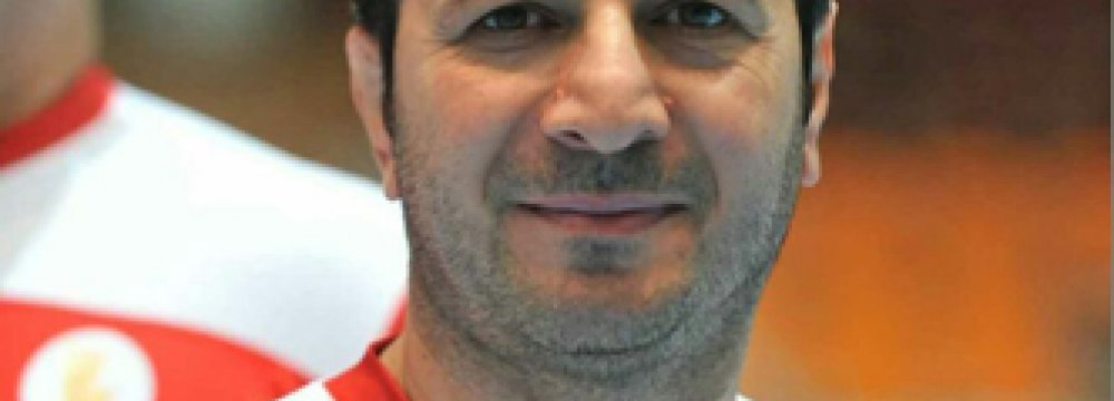 Hossein Karimi Joins Wrestling Federation of India as Coach