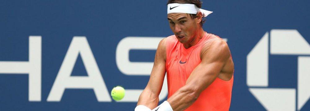 Del Potro, Nadal Reach US Open Quarterfinals