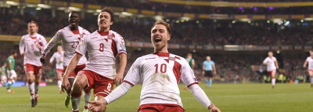 Danes, Aussies Assured World Cup Tickets