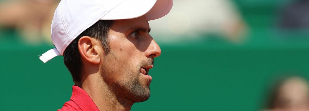 Djokovic Bows Out in Monte Carlo, Nadal Progresses