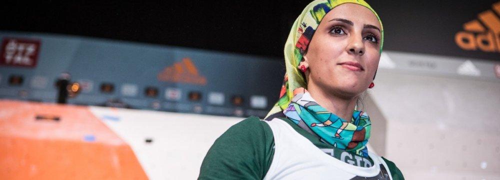 Elnaz Rekabi