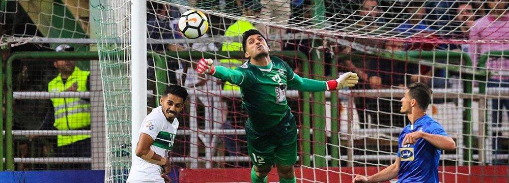AFC Champions League Zobahan Edges Esteghlal