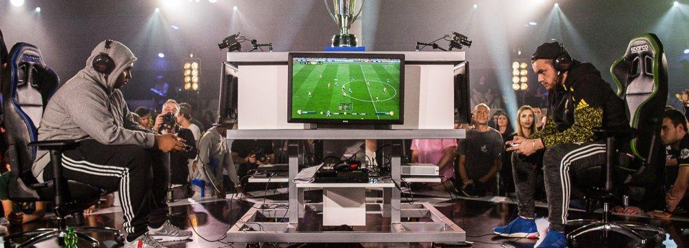 FIFA to Stream eWorld Cup Live
