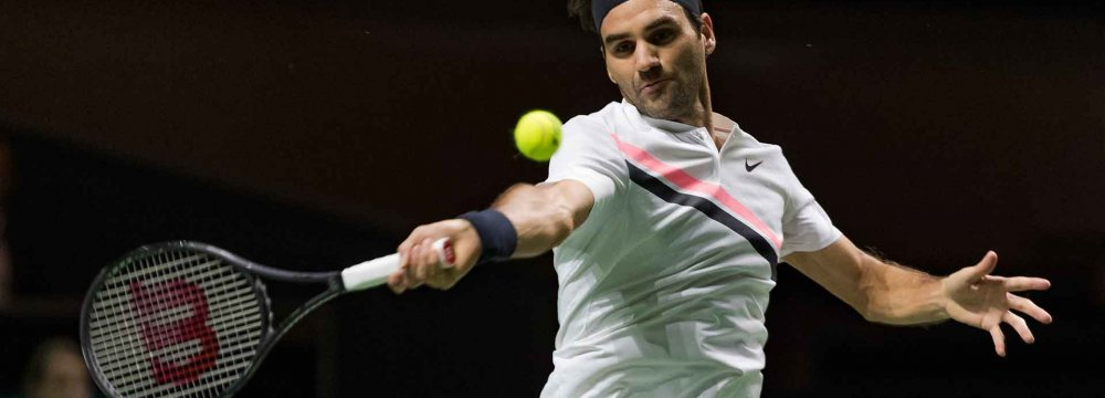 Roger Federer to Become World No. 1 Again