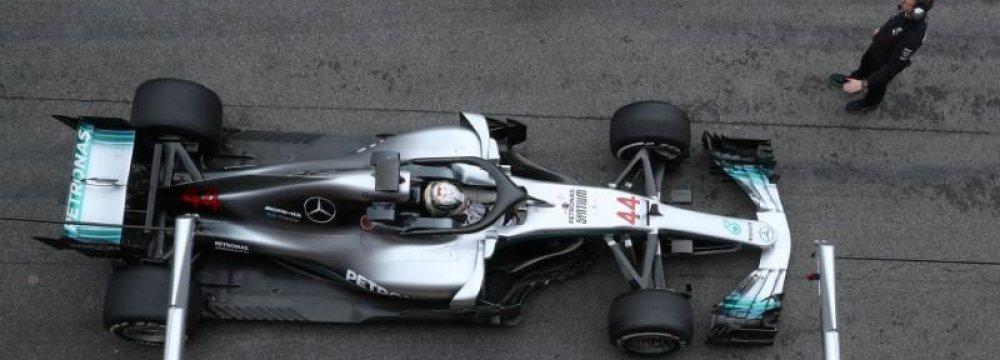 Formula One Test Session - Circuit de Barcelona-Catalunya, Montmelo, Spain, March 1.
