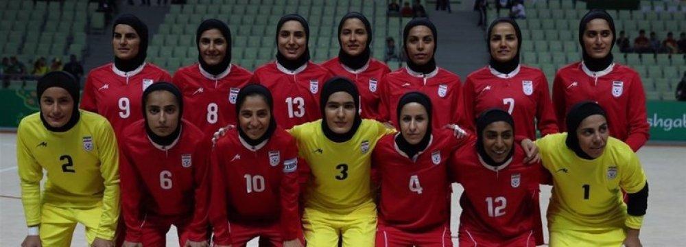 Iran women's national futsal team