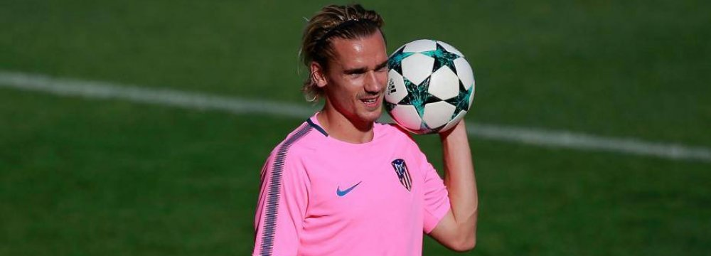 Griezmann: It Would Be a Dream to Play at PSG