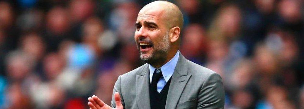 Guardiola, Kane Win Monthly Premier League Awards