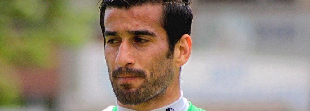 Haj-Safi One Step Closer To Olympiacos