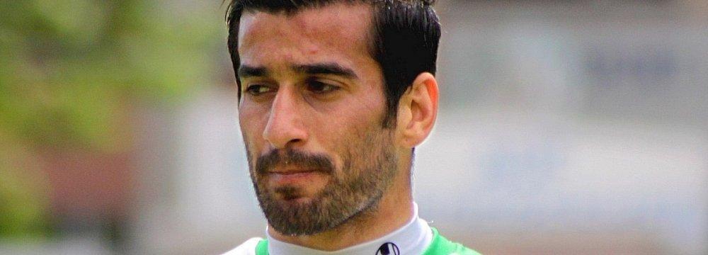 Ehsan Hajsafi Joins Tractor Sazi
