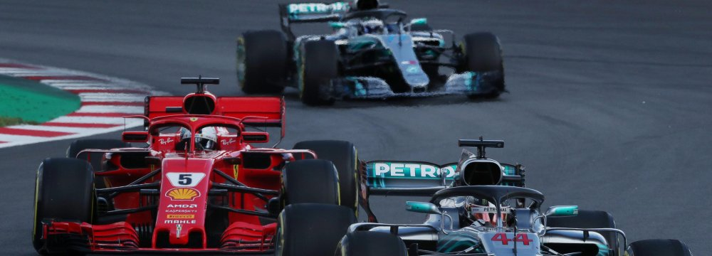 Spanish Grand Prix Victory for Hamilton