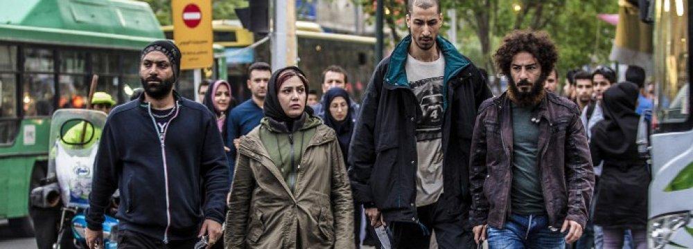 Dormishian Dedicates Award to Victims of Tehran Attacks