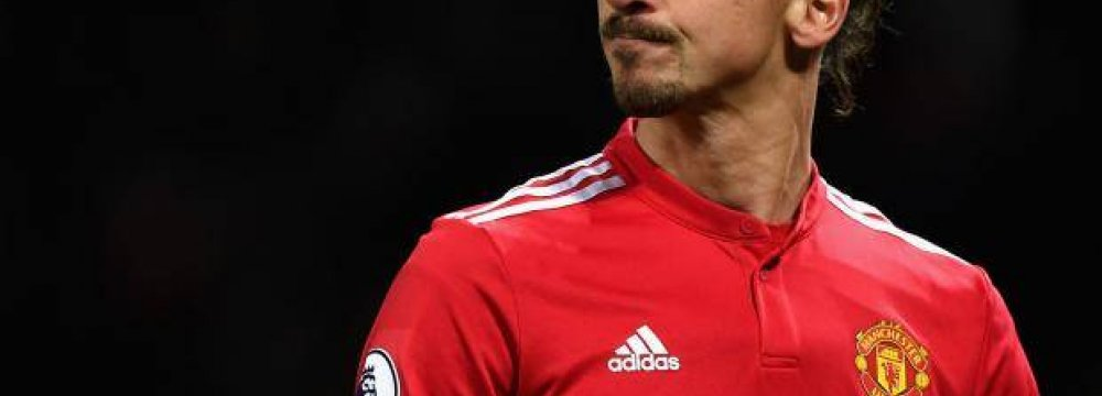Ibrahimovic Could Leave Man United Sooner