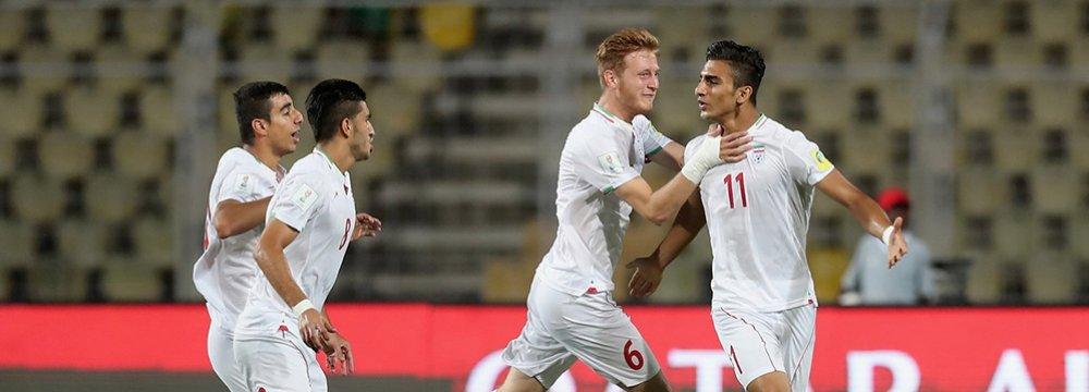 Iran Stuns Germany, Reaches Round 16