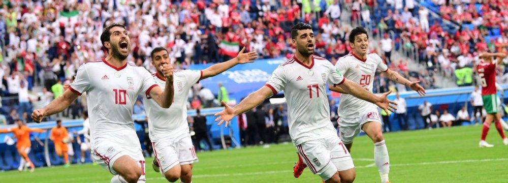 National Football Team Regains Top Asia Rank