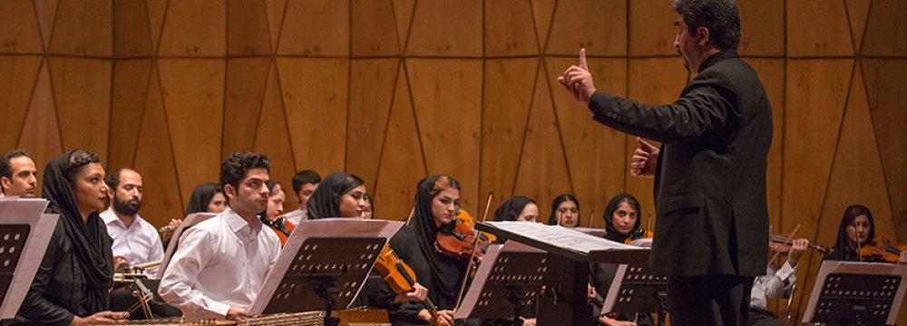 Iranian Symphonies