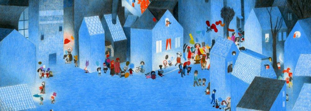 Debate on Works of Italian Illustrators