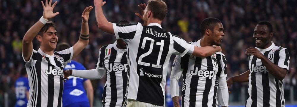 Juventus Close on Seventh Consecutive Title
