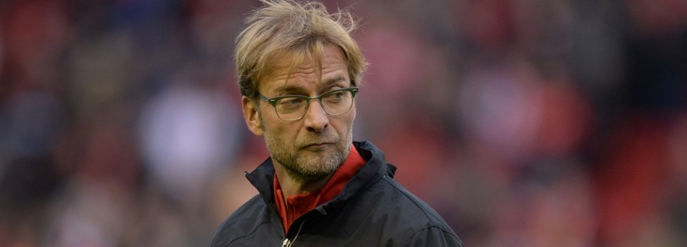 Liverpool Boss Says Battle Over Second Place