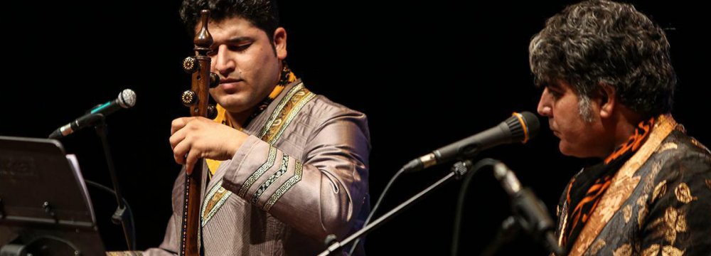 Luri Concert at Vahdat Hall