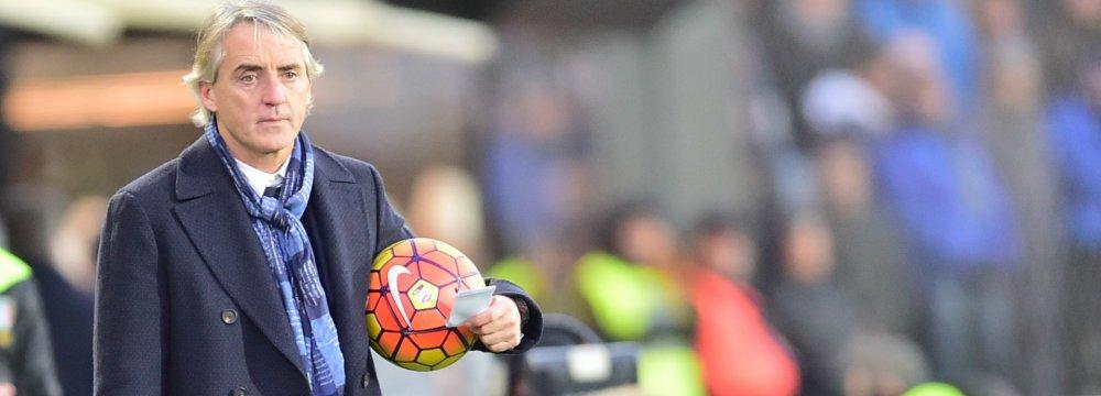 Roberto Mancini Will Lead Italy