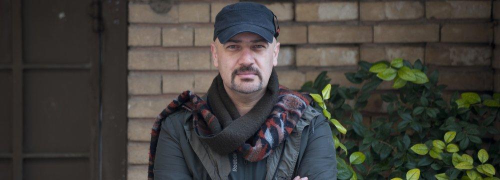 Mehrdad Oskouei