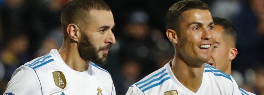 Zidane Praises Ronaldo's Selfless Penalty Act