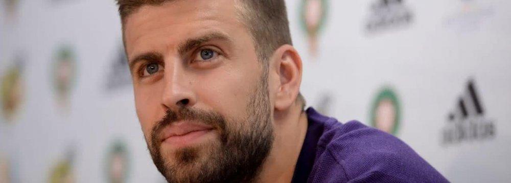 Pique Ends International Career