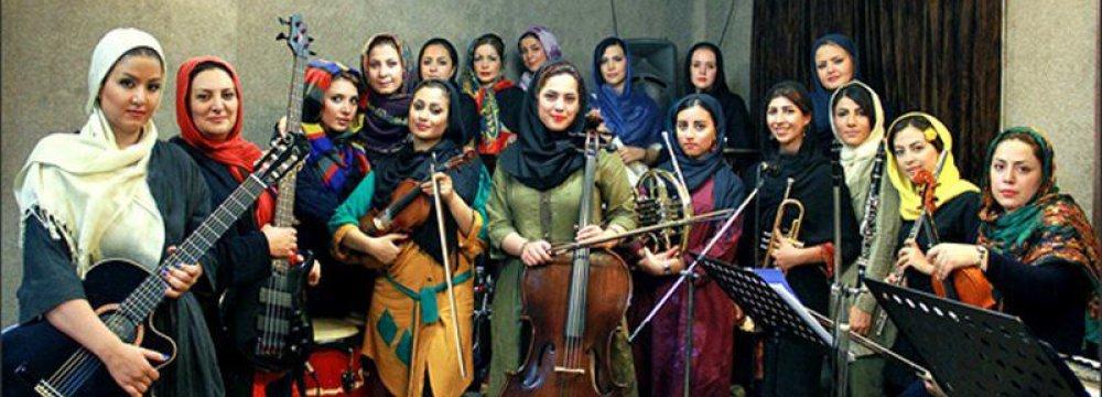 Members of the Polaris Music Group