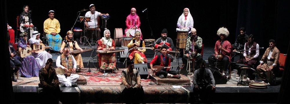 Ronak Group Performance  at Vahdat on May 24