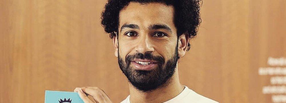 Salah Named Premier League Player of Season