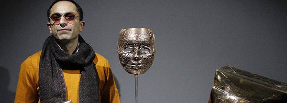 Ali Kourehchian and his masks