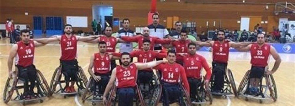 Australia Trounce Iran 80-54 in IWBF Asia Oceania Championships