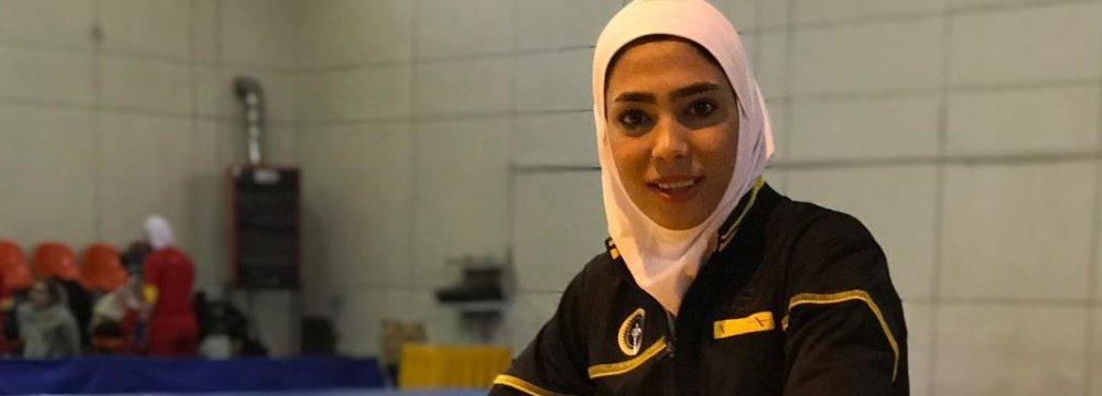 Soheila Mansourian