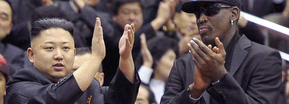 Basketball Diplomacy Brings 2 Koreas Together