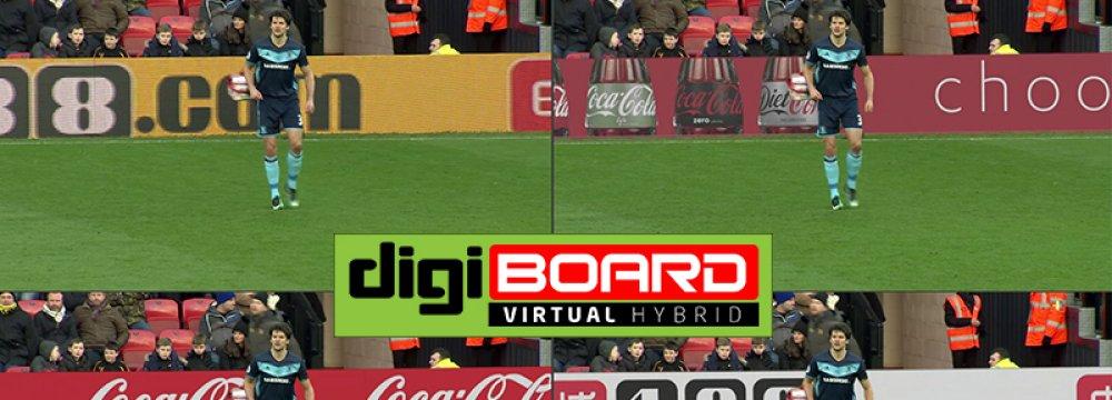 New Perimeter Boards in Premier League