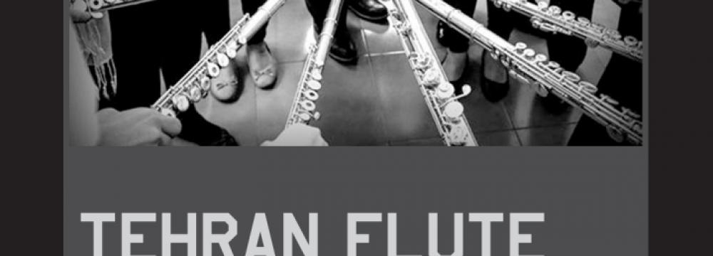 Flute Choir at Roudaki
