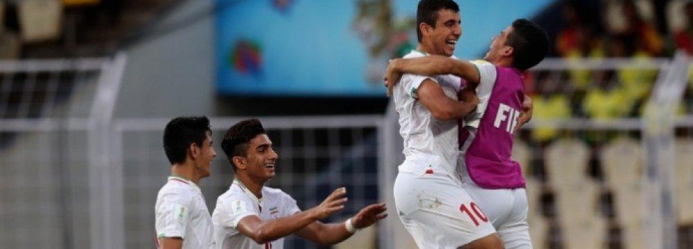 Iran Tops Group C