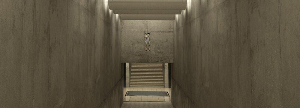 Tour of Underground Architecture Masterpiece