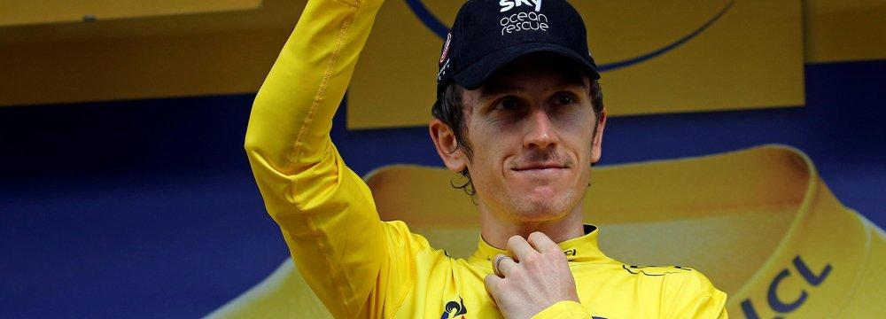Thomas Set to Win Tour de France