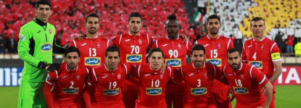 Persepolis team