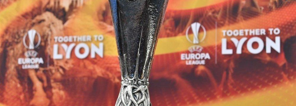 UEFA Round of 16 Draw Made