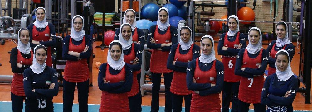 Iran Women to Play Kazakhstan, Australia and Philippines
