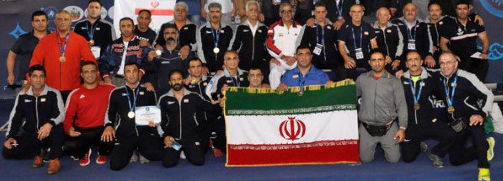 Veteran Freestylers Atop World Championships
