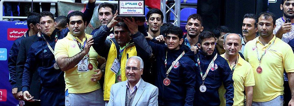Bimeh Razi team members