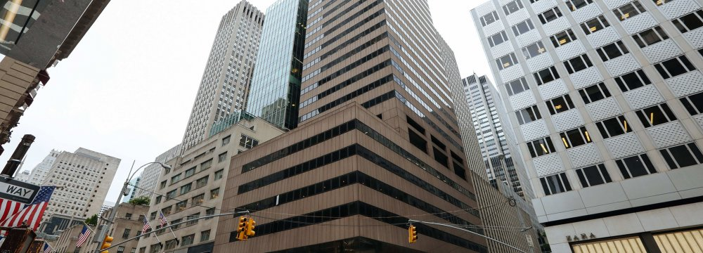 US Court Annuls Seizure of Iran-Linked NY Tower