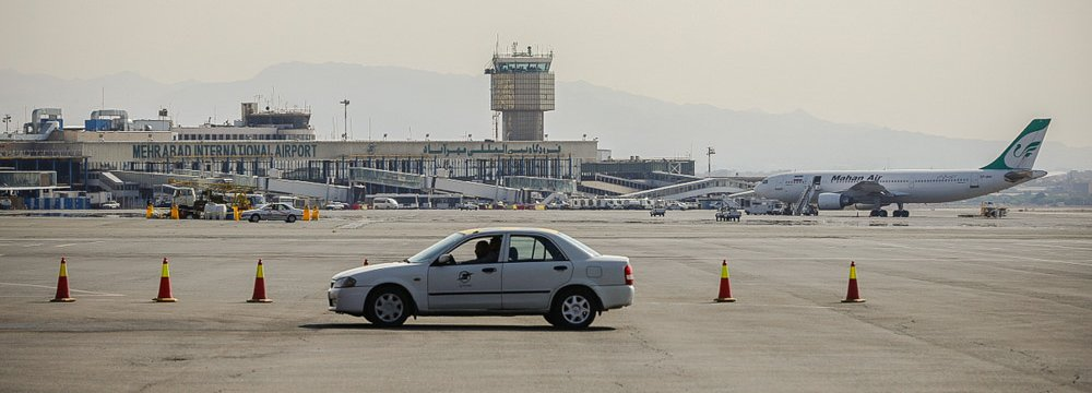 All Iranian Airports to Be Equipped With IFPS