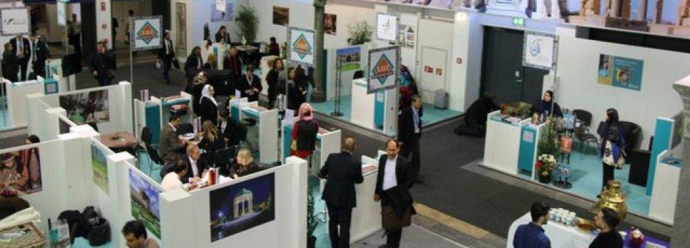Iran Delegation Attends ITB Exhibition