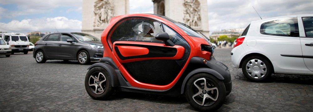 Paris to Ban Gasoline, Diesel Vehicles by 2040
