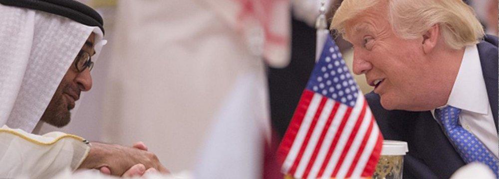 Trump to Host UAE Crown Prince